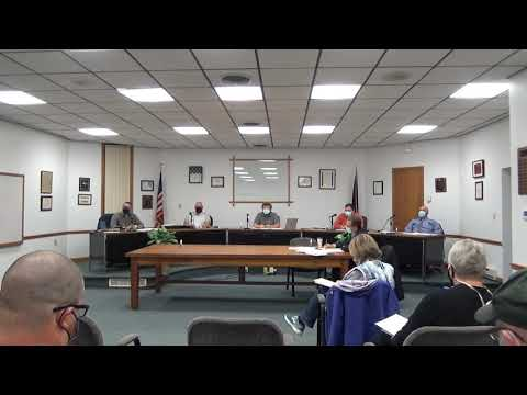 Rouses Point Village Board Meeting  10-18-21
