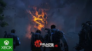 Gears of War 4 Xbox One X enhancements detailed