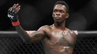 Israel Adesanya 2021 HD Highlights