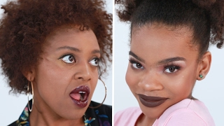 Kid Vs. Adult: Beauty Challenge