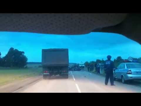 Дтп со смертельным исходом на трасе Саранск-Пенза