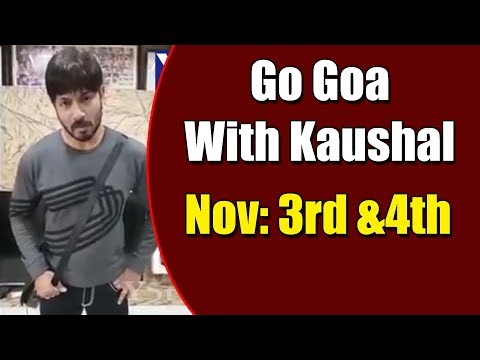 BB2 Kaushal invites his army for event in Goa