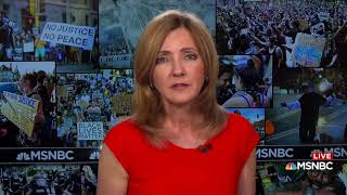 NBC News Special Report - Intro & Abrupt End - May 30 2020