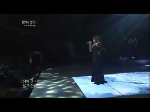 [HIT]불후의명곡2(Immortal Songs 2)-소냐(Sonya)상아의 노래(20대 전설 송창식편 최종우승) 20120128 KBS