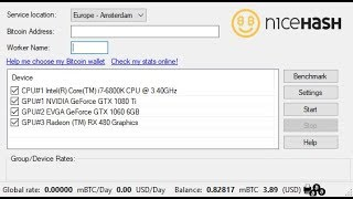NiceHash Legacy Mines Faster Than 2.0