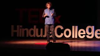 The Myth of Authenticity in Food Culture | Antoine Lewis | TEDxHindujaCollege
