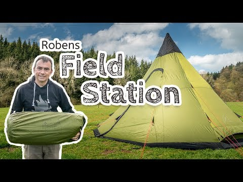 video The Robens Field Station – A Fantastic Family Tipi Tent
