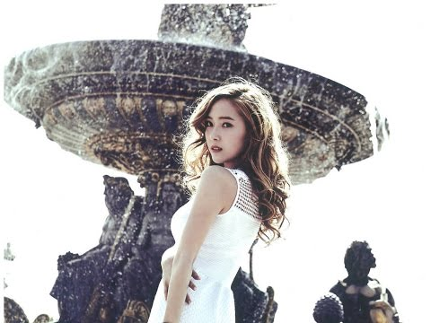 Jessica Jung Speaking English Compilation