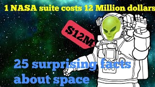25 surprising facts about space