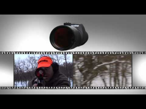 Aimpoint's Hunter series sights.mov