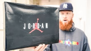 I FOUND THESE JORDAN SNEAKERS FOR WAY UNDER RETAIL!