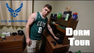 Air Force Cribs- Nellis AFB Dorm Life