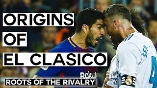 How The Spanish Civil War Shaped El Clásico: Real Madrid vs Barcelona (Roots of the Rivalry)