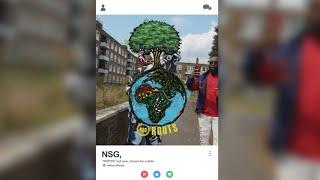 NSG - Tinder [Visualizer] (Official Audio)