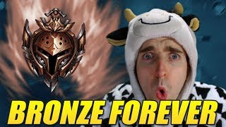 I NEVER WANT TO LEAVE BRONZE EVER AGAIN - COWSEP