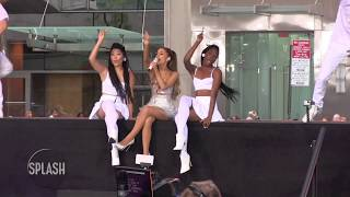 Ariana Grande: Performing my music is hell   Daily Celebrity News   Splash TV
