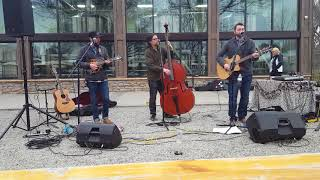 """The Bearded Buddhas - """"Carry You Home"""" (Ryan Brooks original) - Live at OMB - 3/10/2018"""