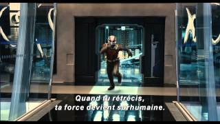 Ant-man :  bande-annonce VOST