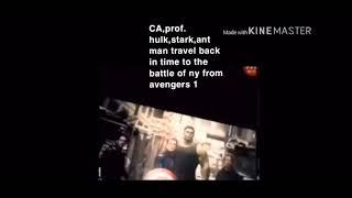 Avengers ENDGAME LEAKED FOOTAGE
