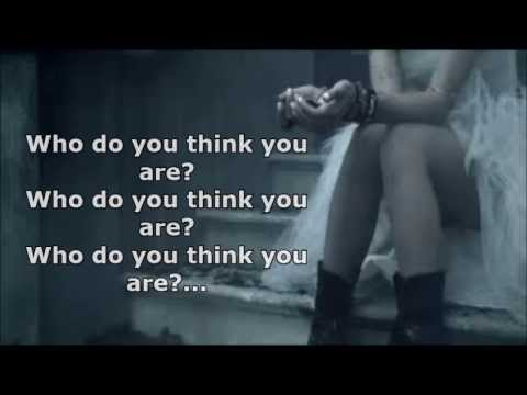 Christina Perri | Jar Of Hearts | Lyrics - YouTube