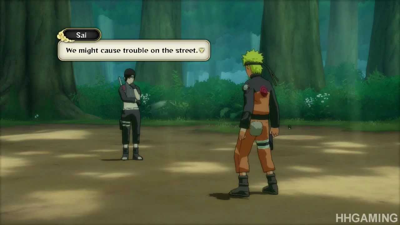 Naruto Shippuden Ultimate Ninja Storm 3 - Will of Fire Edition ...