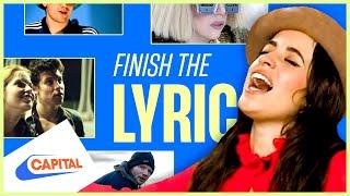Finish The Lyric: Camila Cabello