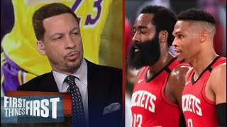 Chris Broussard Impressive Westbrook scores 31 as Rockets get 120-116 win over Bucks to 2-0 record