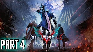 DEVIL MAY CRY 5 Full Game Walkthrough (Part 4) The Endgame