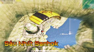 [PUBG Mobile] Khám Phá Khu Vực Sâu Nhất Map Sanhok