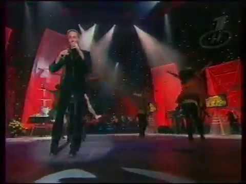 12 Витас. Одесса. Юбилейный концерт А.Укупника 2003г.