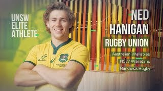 UNSW Elite Athlete Ned Hanigan