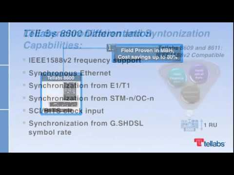 Tellabs® Mobile Backhaul Solutions: Simplify Evolution to LTE and LTE-Advanced