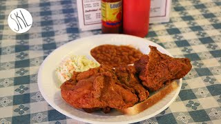 Life in Memphis Ep.2 World Famous Fried Chicken, Gus's!!