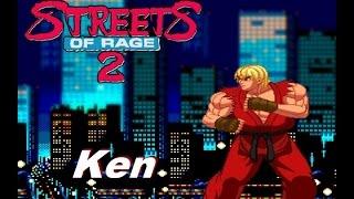 Ken in Streets of Rage 2