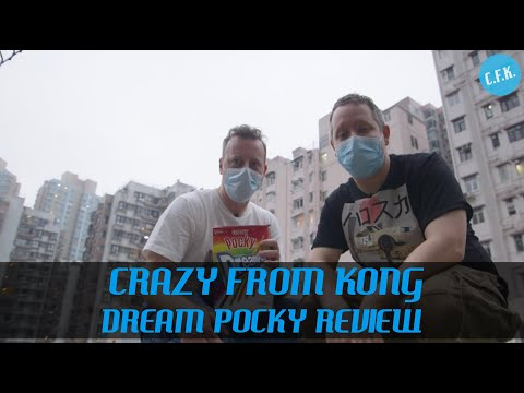 Dream Pocky - Crazy From Kong Review