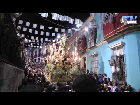 Procesión de la Asunción Gloriosa de Cantillana 2015