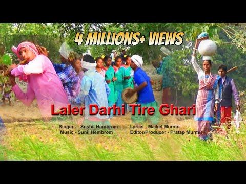 Laler darhi tire ghari || New santhali sohrai song 2019 || Sushil hembrom