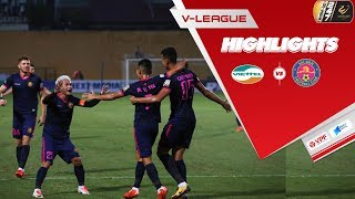 Highlights | Viettel - Sài Gòn FC | Kịch tính cuộc đua trụ hạng | VPF Media