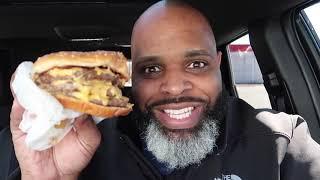 Burger King Triple STACKER King