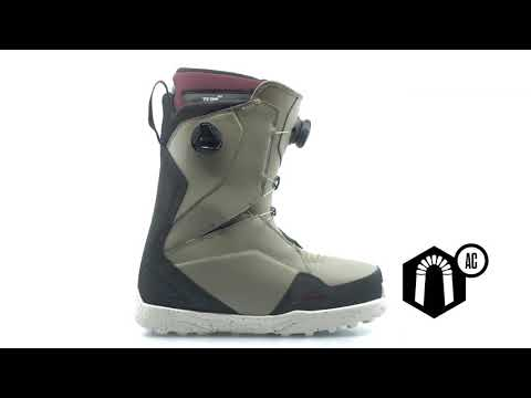 Thirtytwo Lashed Double Boa Snowboard Boots - 2020