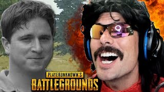 Doc Hates Kappa and Funny Moments on PUBG!