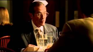 The Sopranos - Albert Barese Dinner With Silvio And Patsy