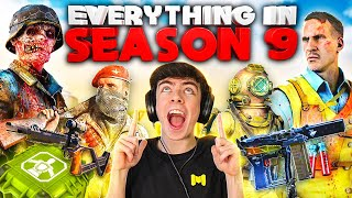 ALL the NEW THINGS COMING to SEASON 9 of COD Mobile... (BEST SEASON YET)