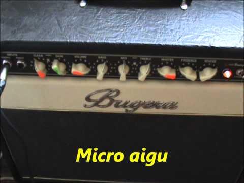 Les Astuces de Papy Tom   Bugera V22   sons saturés