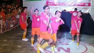 Ceasarian Boys - Dance Showdown @ Blk.48 Brgy Longos Malabon City.