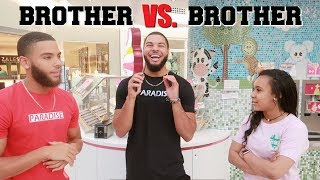 WHO LOOKS BETTER? | PUBLIC MALL INTERVIEW