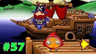 Game chú khỉ buồn 57 - Video hướng dẫn chơi game 24h