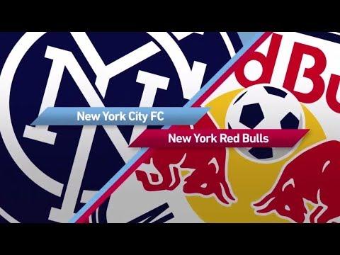 New York City vs NY Red Bulls
