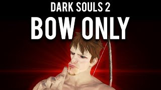 Dark Souls 2 : How to make a Bow