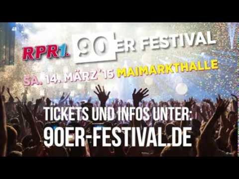 90er Festival Radio Spot